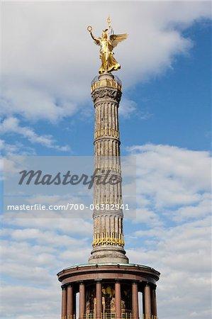 Colonne de la victoire, Berlin, Allemagne