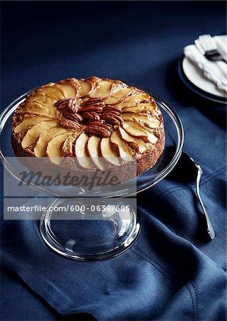 Noyer Apple Cake Cake stand