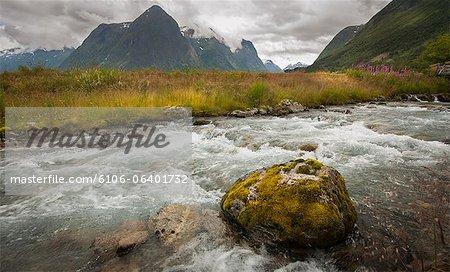 Hornindal lake - Norway