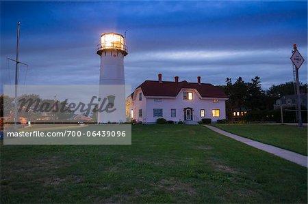 Chatham Lighthouse, Chatham, Cape Cod, Massachusetts, USA