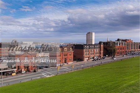 Cityscape,  Halifax, Nova Scotia, Canada