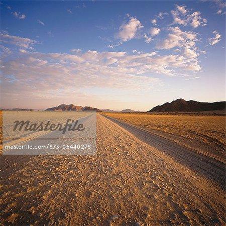 Dirt Road Naukuluft, Namibia