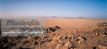 Desert Near Ous, Namibia