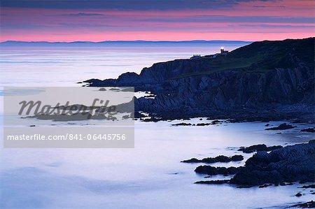 Bull Point, North Devon, Devon, England, United Kingdom, Europe