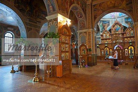Monastère de Vydubychi, Kiev, Ukraine, Europe