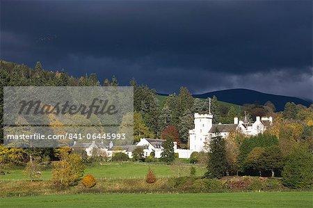Château de Blair Atholl, Blair Atholl, Perthshire, Écosse, Royaume-Uni, Europe