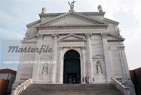 L'église du Rédempteur, Venise, UNESCO World Heritage Site, Veneto, Italie, Europe