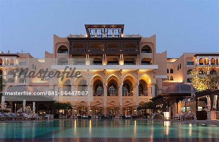 Shangri-La Hotel, Abu Dhabi, Émirats Arabes Unis, Moyen-Orient