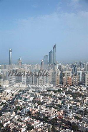 Abu Dhabi, Émirats Arabes Unis, Moyen-Orient