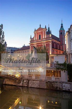 Ljubljana, Slovénie, Europe