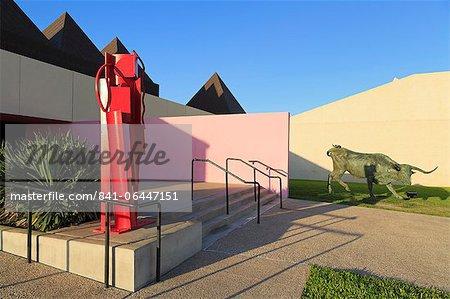 Musée d'art du sud du Texas, Corpus Christi, Texas, États-Unis d'Amérique, l'Amérique du Nord