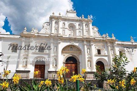 Cathedral of St. Joseph, Antigua, UNESCO World Heritage Site, Guatemala, Central America