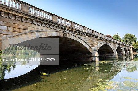 Serpentine Brücke, Hyde Park, London, England, Vereinigtes Königreich, Europa