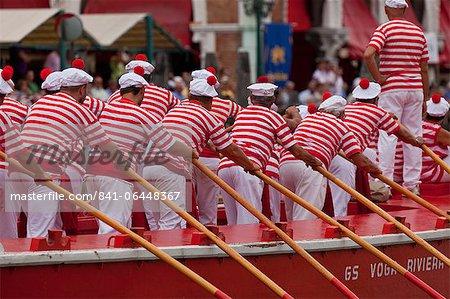 Regata Storica 2012, Venedig, Veneto, Italien, Europa