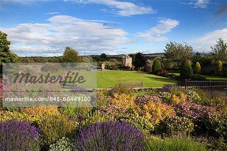 Henderson Park at Coldstream, Scottish Borders, Scotland, United Kingdom, Europe