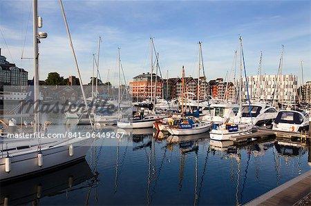 Ipswich Haven Marina, Ipswich, Suffolk, England, United Kingdom, Europe