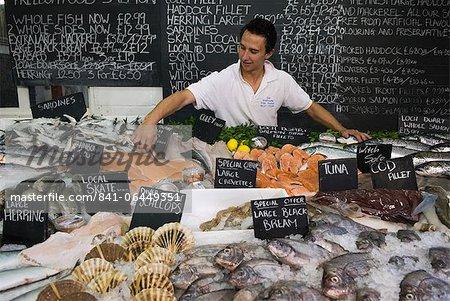 The Fish Market, Whitstable, Kent, England, United Kingdom, Europe