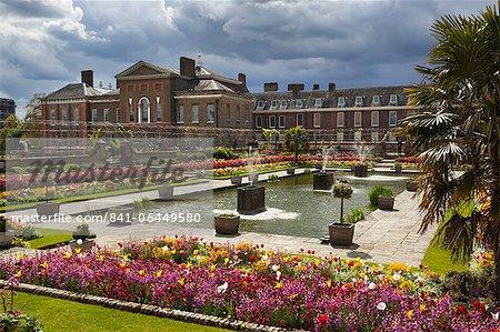Kensington Palace and Gardens, London, England, United Kingdom, Europe