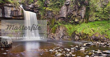 Thonton Kraft über Ingleton in den Yorkshire Dales, North Yorkshire, Yorkshire, England, Vereinigtes Königreich, Europa