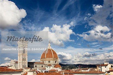 Skyline, Florence, Tuscany, Italy