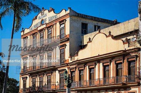 Real Fabrica de Tabacos Partagas Cigar Factory Museum, Havana, Cuba