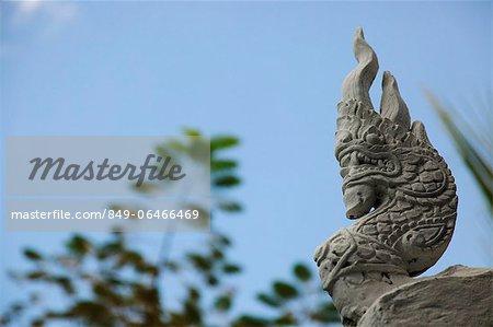 Stone deity, Cambodia