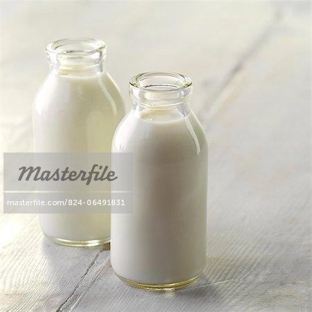 Two Bottles of Milk