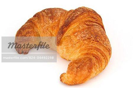 Croissant cutout