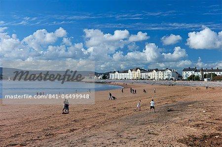 Exmouth, Devon, England, United Kingdom, Europe