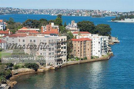 Kiribiri surburb, Sydney, New South Wales, Australia, Pacific