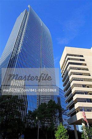 1180 Peachtree Tower, Atlanta, Georgia, United States of America, North America