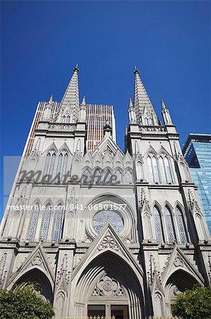 Presbyterian Cathedral, Centro, Rio de Janeiro, Brazil, South America