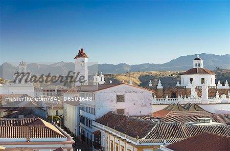 Convento de San Felipe Neri, Sucre, UNESCO World Heritage Site, Bolivia, South America