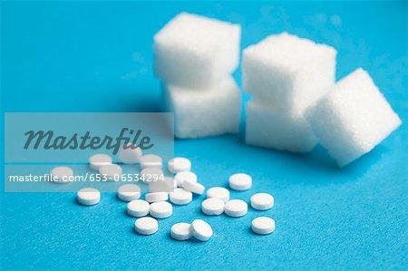 Sugar and sweeteners