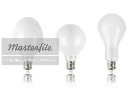Conventional light bulbs