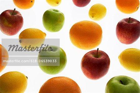 apples ,oranges and lemons