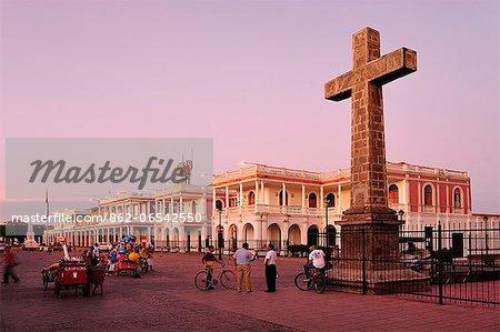 Colonial City of Granada, Nicaragua, Central America