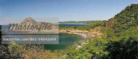 Aqua Wellness Resort on the Pacific Coast, Nicaragua, Central America