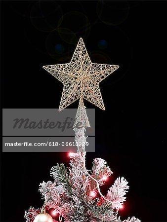 Christmas tree topper star2