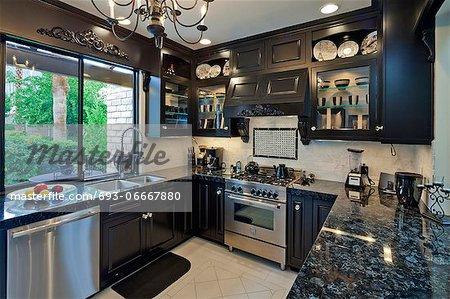 Small home luxury kitchen
