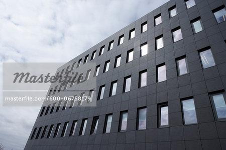 Exterior of Corporate Building, Reykjavik, Iceland