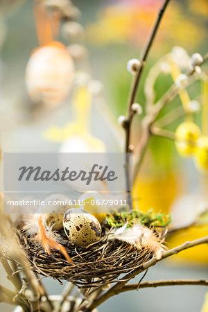 Easter Basket, Osijek, Croatia, Europe