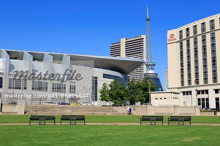 Bridgestone Arena, Nashville, Tennessee, United States of America, North America