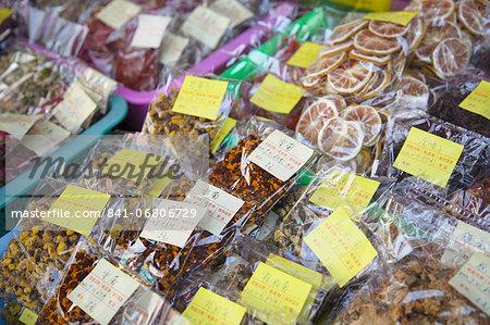 Dried flowers, Guangzhou, Guangdong, China, Asia