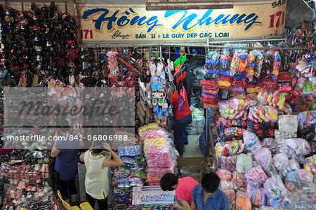 Binh Tay Market, Cholon, Chinatown, Ho Chi Minh City, (Saigon), Vietnam, Indochina, Southeast Asia, Asia