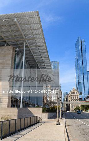 The Art Institute of Chicago, Chicago, Illinois, United States of America, North America