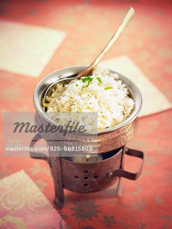 Basmati Kala Jeera rice with cumin,cloves and cardamom