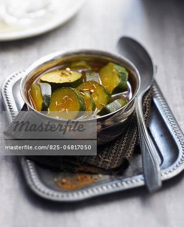 Zucchini Tajine