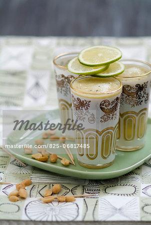 Kiwi-banana juice