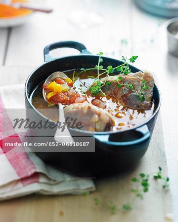 Lamb casserole